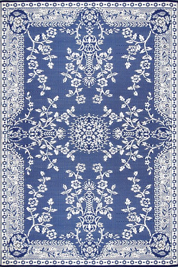 Oriental Garland Blue & White OGA58-BW1