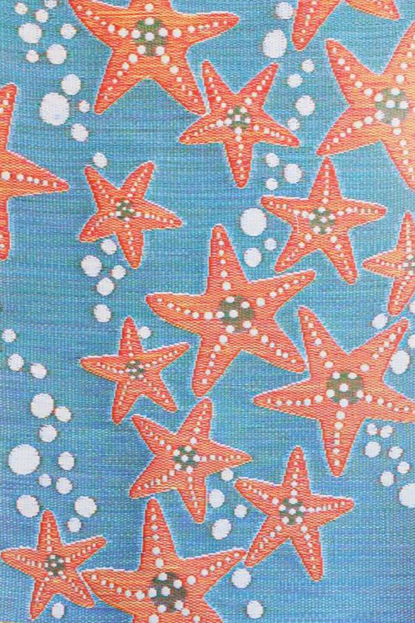 Starfish Green Aqua