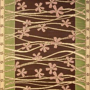 Tall Grass Brown & Pink TAL58-BP1